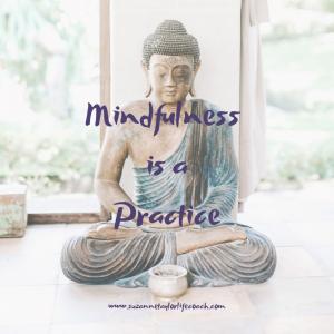 Budha meditating