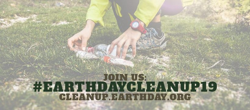 Be a part of National Cleanup Day!