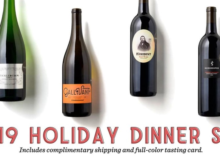 Clean Crafted™ Wine for The Holidays