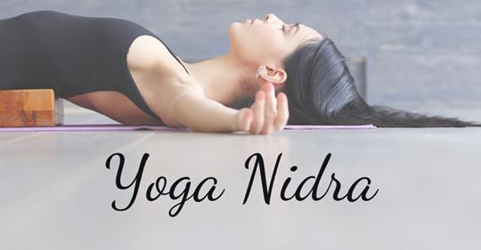 Sleep-Yoga Nidra