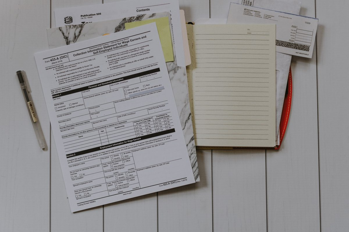 Income Tax Organization Tips for Ease