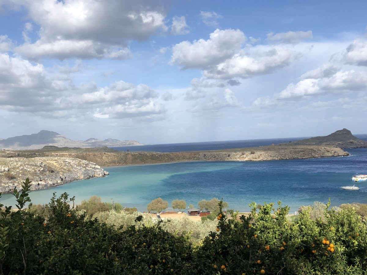 My Big Fat Greek Trip To Rhodes