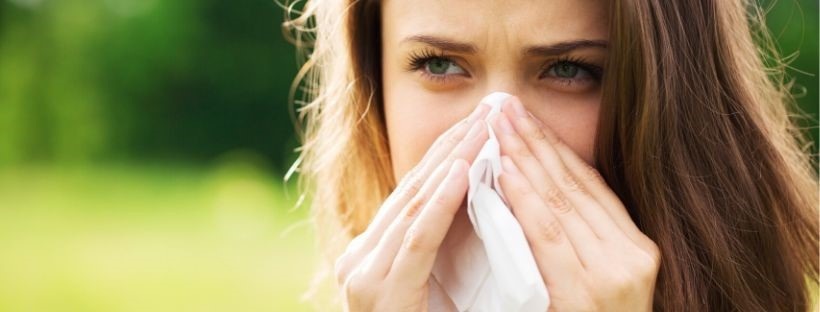 Tips to Help Reduce Hayfever Symptoms