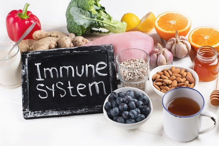 Boost Your Immune System with Food and Supplements