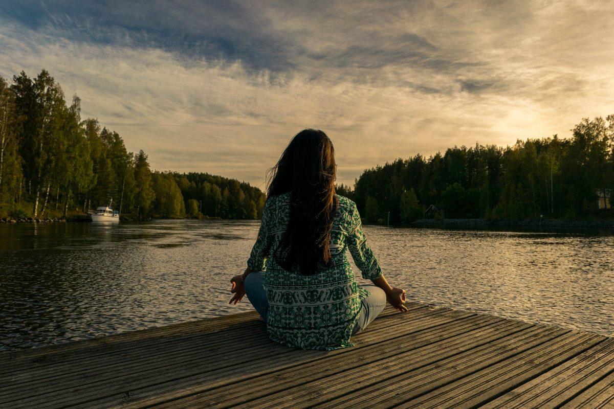 The Tie Between Yoga & Personal Finances